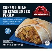 505 Southwestern Green Chile Cheeseburger MexiWrap Single
