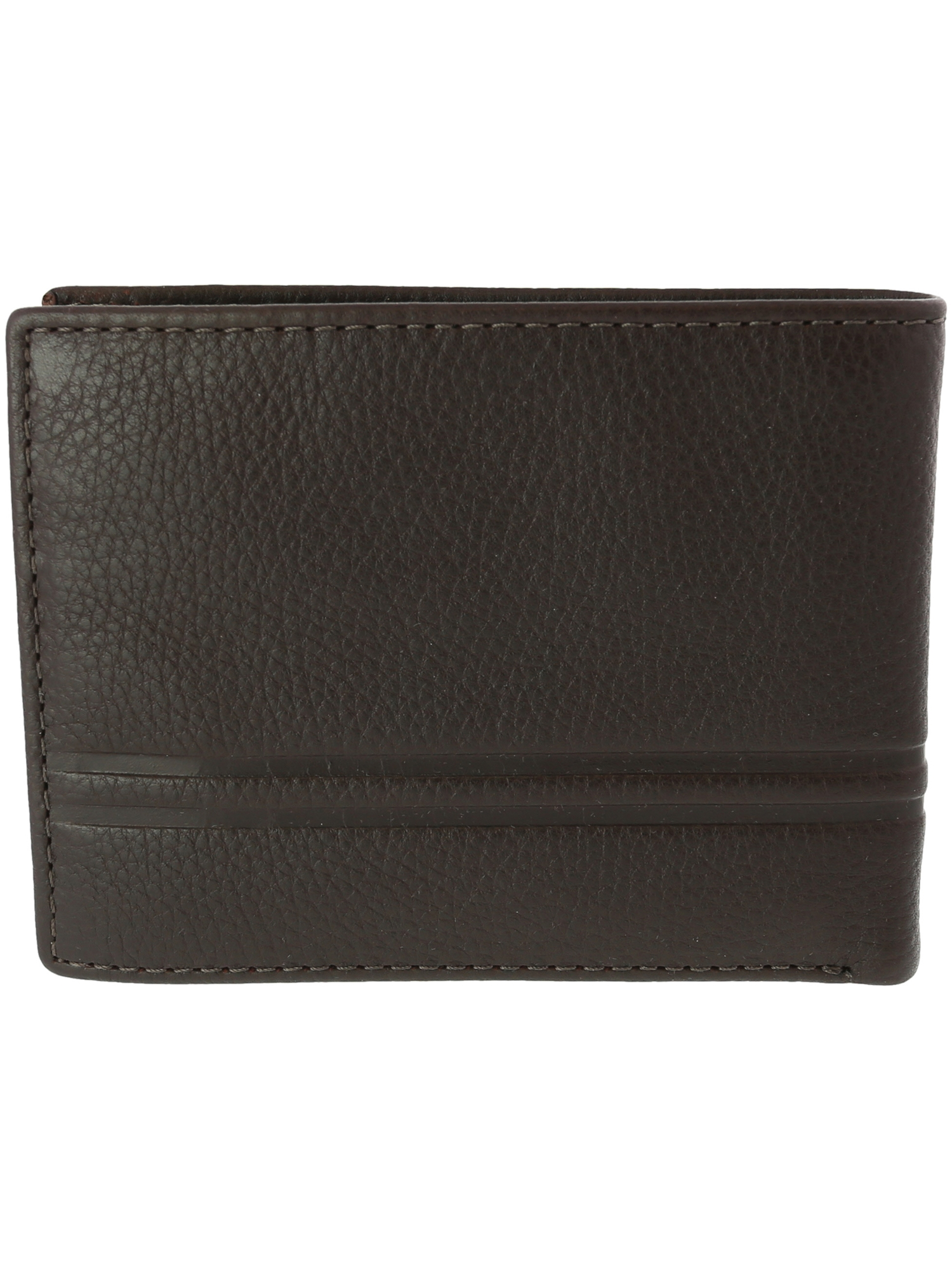 32297abde879 Fossil Men's Wilder Flip Id Bifold Leather Wallet - Black