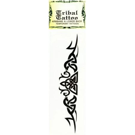 Temporary Tattoo  Armband & Lower Back Tribal Tattoo (Creative) for $<!---->
