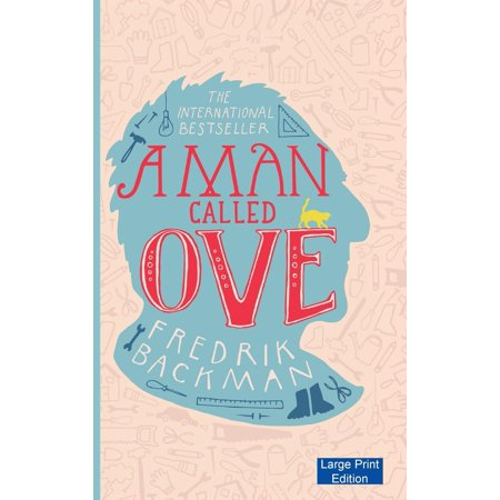 A Man Called Ove (Large Print Edition) Ltd Editions Prints