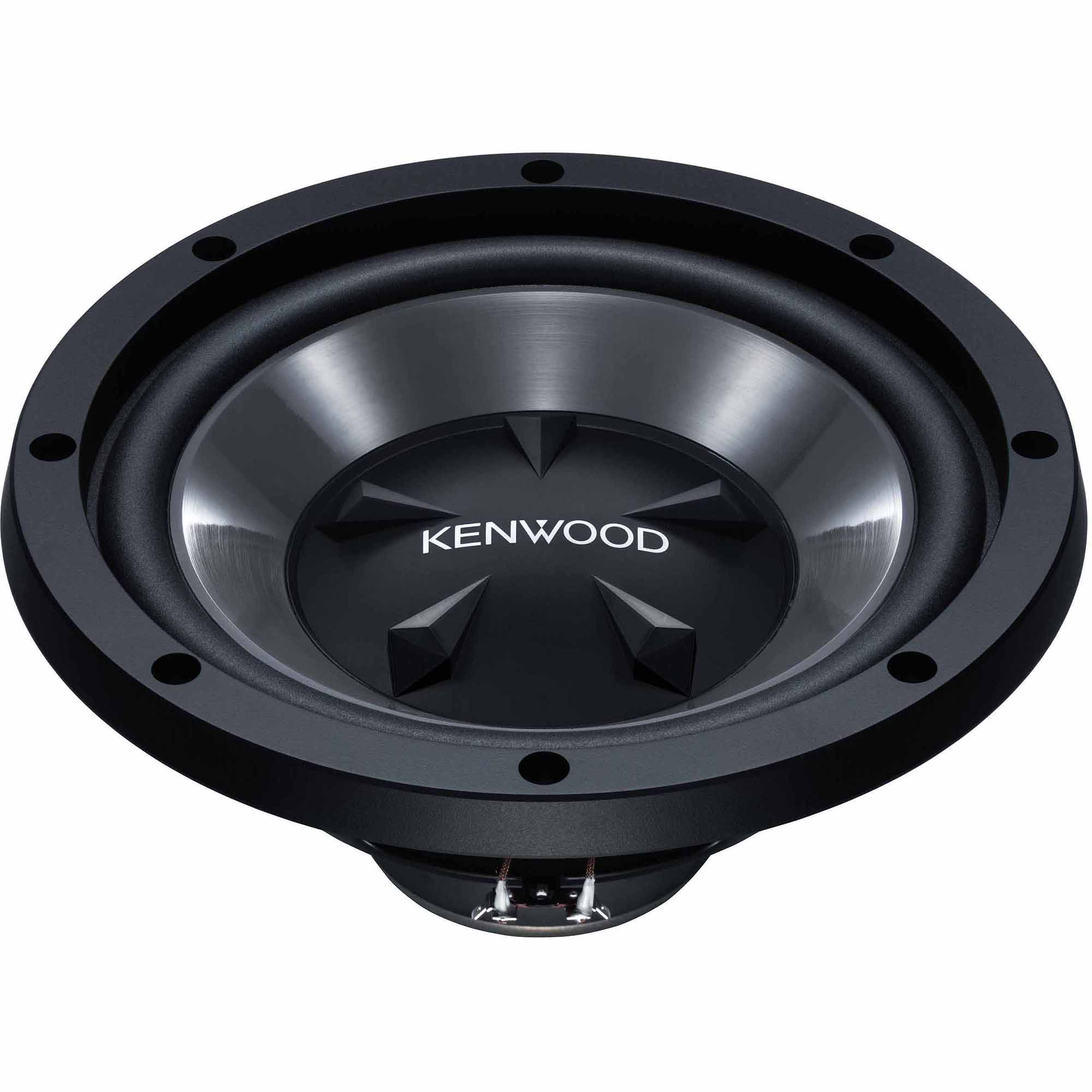 "Kenwood 12"" 800W Max Power Subwoofer"
