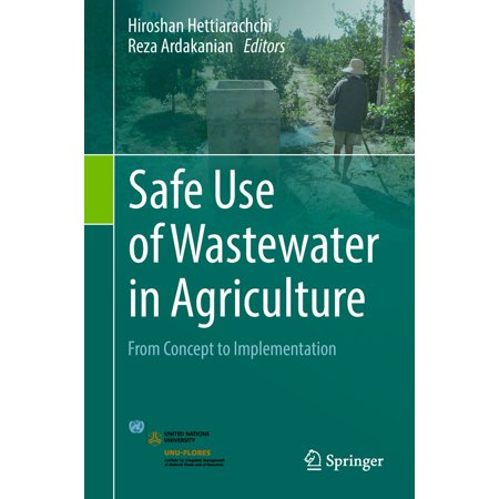 Safe Use of Wastewater in Agriculture - eBook