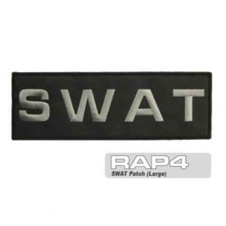 SWAT Patch - Large - paintball apparel