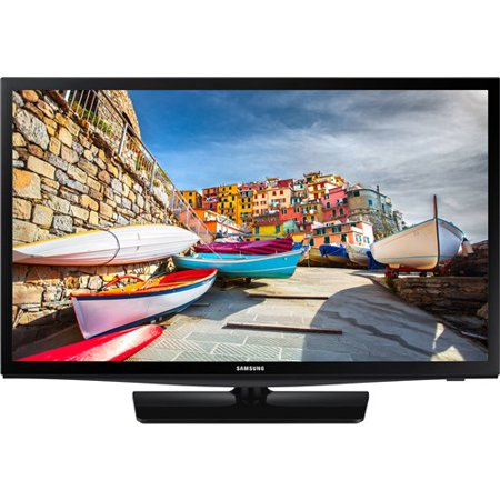 Samsung 470 HG28NE470AF 28″ 720p LED-LCD TV – 16:9 – HDTV – Black – ATSC – 1366 x 768 – Dolby Digital Plus, DTS 2.0 Digital out – 10 W RMS – LED – 2 x HDMI – USB – Ethernet – Wireless LAN
