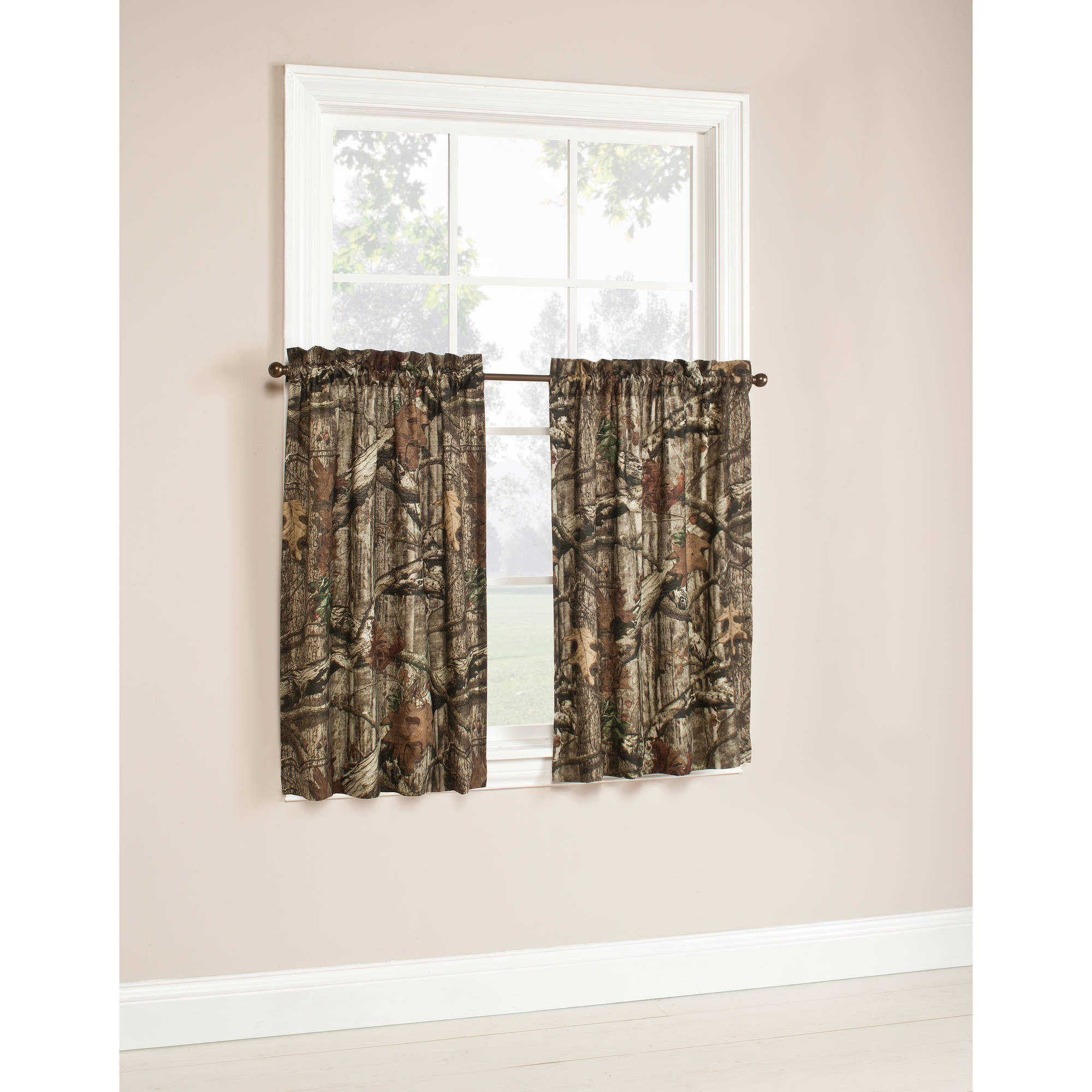 Mossy Oak Breakup Infinity Curtains