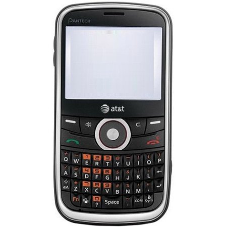 Pantech P7040 Link Unlocked Phone with QWERTY Keyboard 1.3 MP Camera and GPS No Warranty Wine (Black Keyboard Gps)