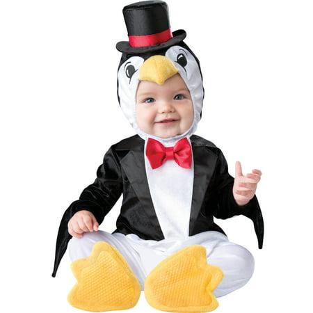 Playful Penguin Baby Halloween Costume