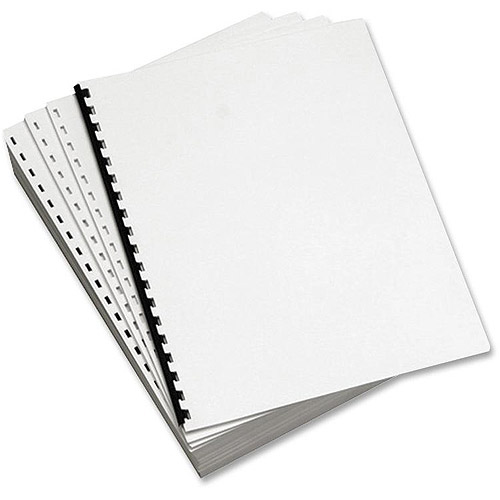 Domtar 19-Hole Custom-Cut Punched Paper