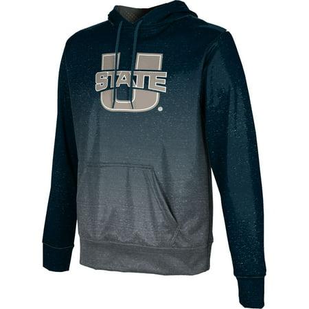 Utah State University Apparel (ProSphere Men's Utah State University Ombre Pullover Hoodie )
