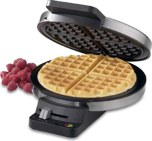 Cuisinart Round Classic Waffler
