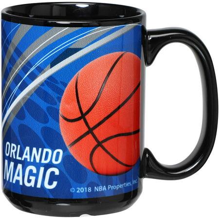 Nba Mug (Orlando Magic 15oz. Dynamic Mug - No Size )