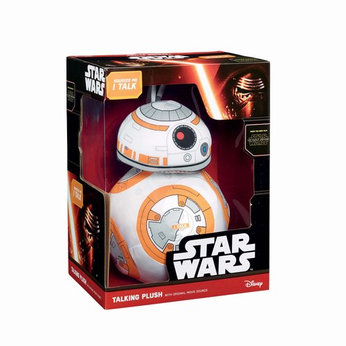 star wars 15 inch deluxe bb8 plush