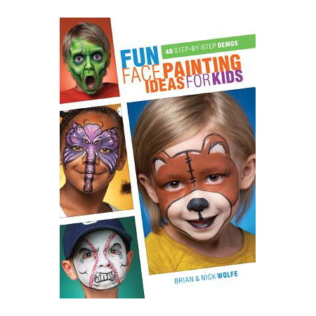 Monkey Halloween Face Painting Ideas (Fun Face Painting Ideas for)
