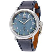 Shinola The Runwell Slate Blue Dial Ladies Watch S0100243