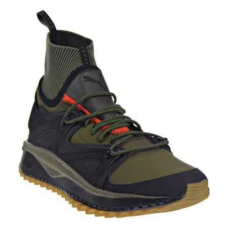 Puma Tsugi Kori Men's Shoes Puma BlackOlive Night 363747 03 (8 D(M) US)