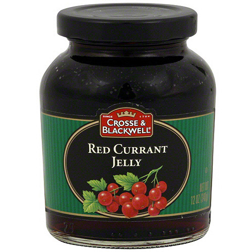 Crosse & Blackwell Red Currant Jelly, 12 oz (Pack of 6)