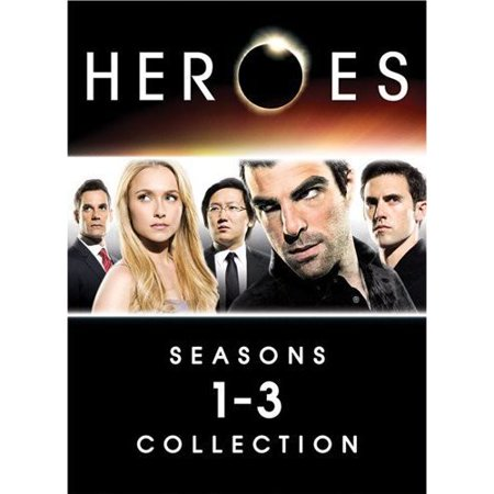 Heroes  Seasons 1   3  Anamorphic Widescreen