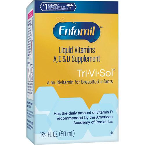 Tri-Vi-Sol Infant Vitamins Drops, 1.67 oz