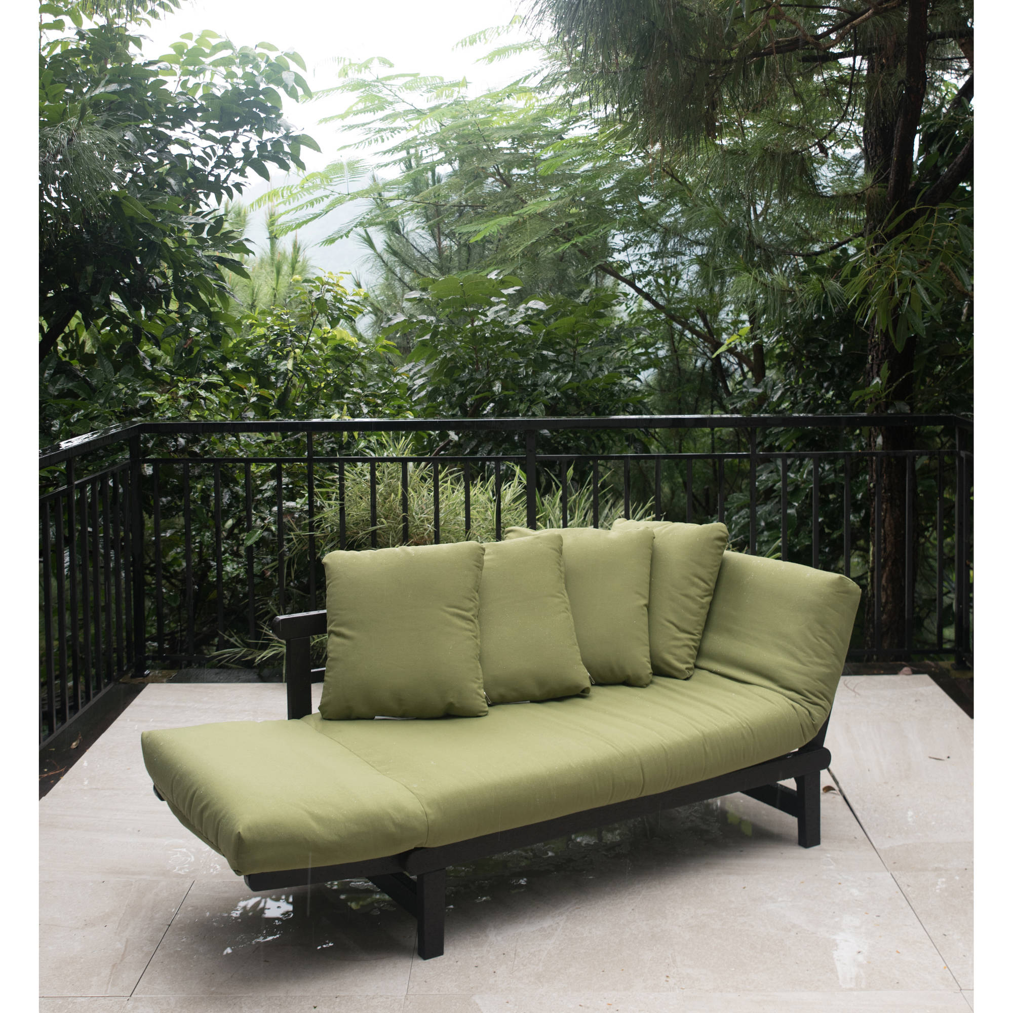 patio garden today set shipping seat sofa bistro cocoa free brown pc outdoor furniture loveseat overstock white rattan cushions wicker creamy love product home with