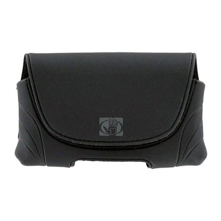 Glove Pouch - Body Glove Universal Horizontal Phone Pouch Leather Case for Medium Phones-Black