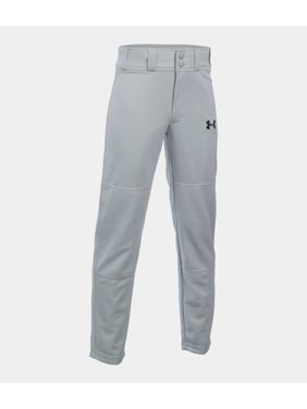 45373db383 Product Image Under Armour Boys' UA Clean Up Baseball Pants 1281188-075 Grey