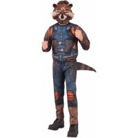 Guardians of the Galaxy Rocket Child's Costume, Small (4-6)