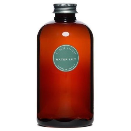 K Hall Designs Scent Diffusion Refill 8 Oz. - Water Lily