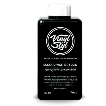 Vinyl Record Labels - Vinyl Styl™ Record Washer Fluid 16oz
