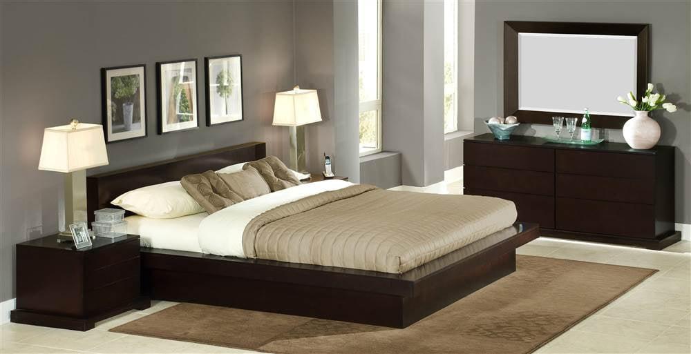 Zurich 4 Pc Bedroom Set (Queen)