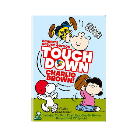 PEANUTS DELUXE EDITION-TOUCHDOWN CHARLIE BROWN (DVD) (DVD)](Peanut Charlie Brown)