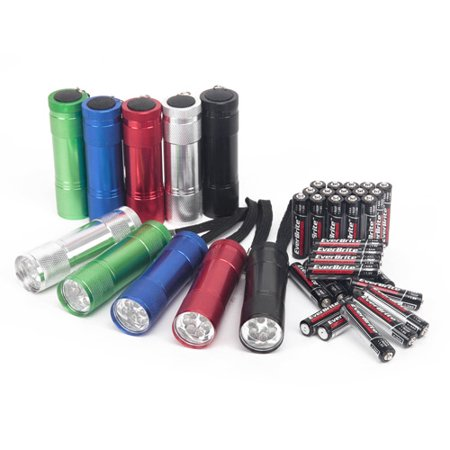 2d Aluminum Flashlight (Ozark Trail Aluminum Flashlight)