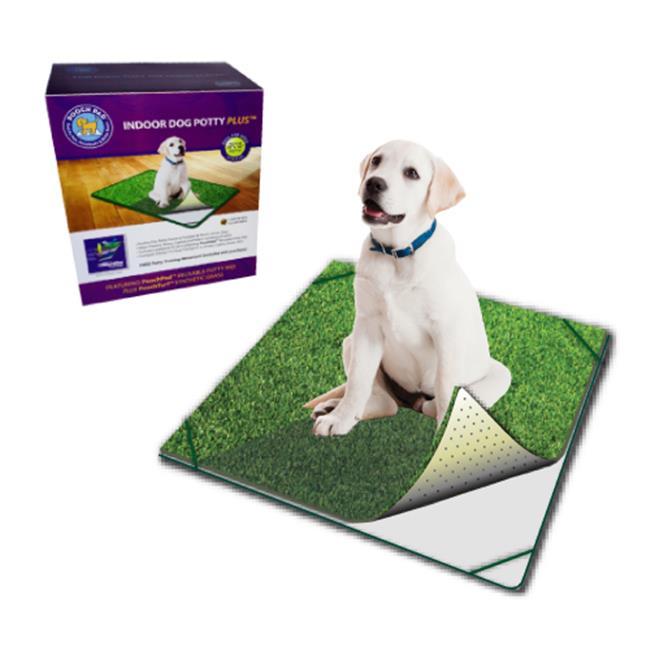 Poochpad PG1818 Small Indoor Turf Dog Potty Plus - image 1 de 1