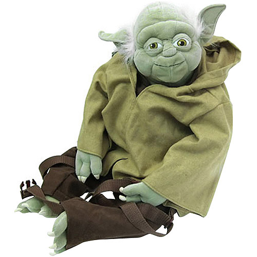 Backpack Buddies Yoda by Comic Images