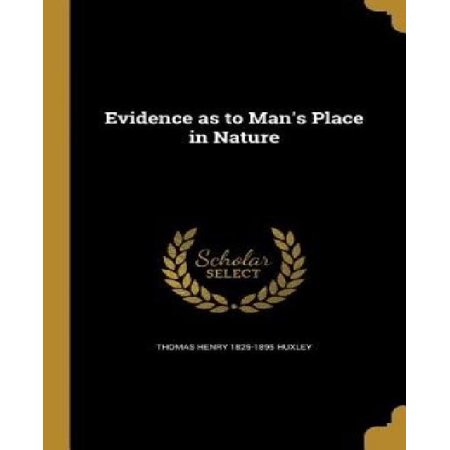 Evidence as to Man's Place in Nature - image 1 de 1
