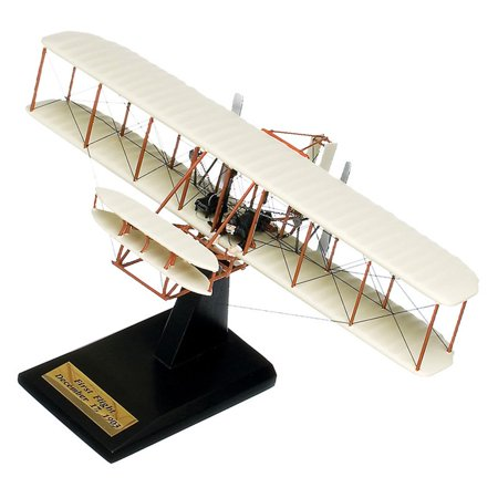 Daron Worldwide Wright Brothers Flyer Kitty Hawk 1/32 Model Airplane