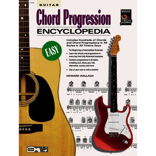 Guitar Chord Progression Encyclopedia by Alfred Publishing