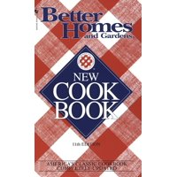 Better Homes & Gardens New Cookbook : 11th Edition