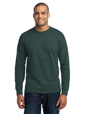 a0803766 Product Image Long Sleeve 50/50 Cotton/Poly TShirt