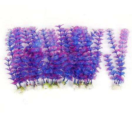 Purple Blue Aquarium Tanks Landscaping 8.3