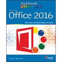 Teach Yourself Visually: Teach Yourself Visually Office 2016 (Paperback)