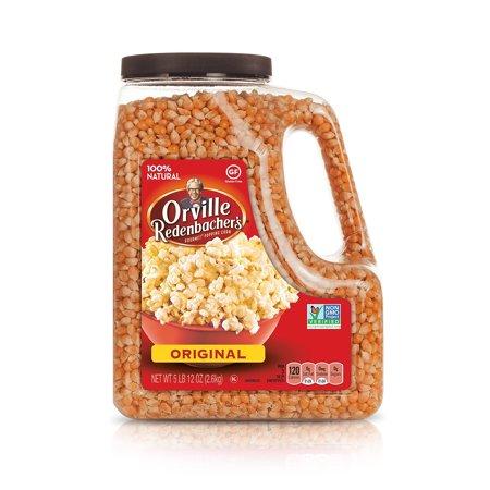 Orville Redenbacher's Popcorn Kernels 5 Lb 12 Oz (Best Tasting Popcorn Kernels)