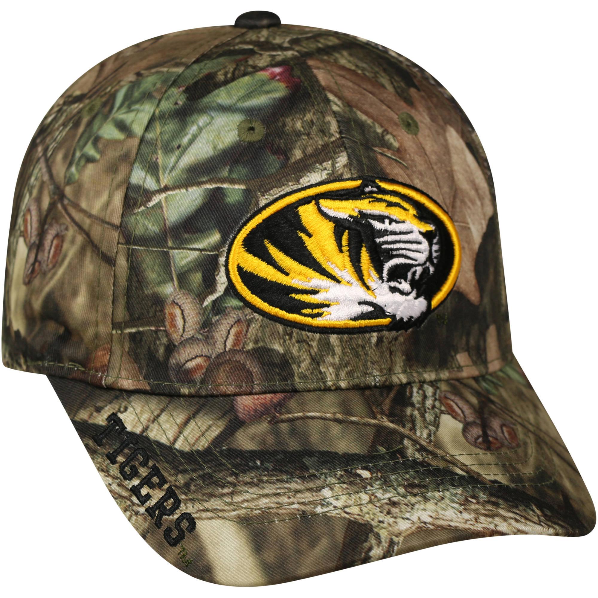NCAA Men's Missouri Tigers Mossy Cap