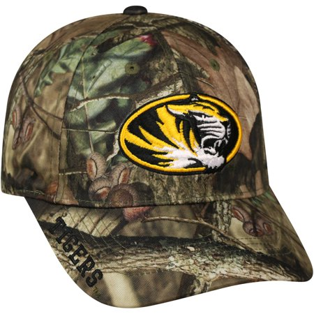 NCAA Men's Missouri Tigers Mossy - Green Tiger