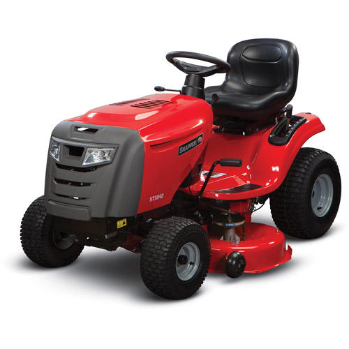 "Snapper 42"" Cut 18.5HP Riding Mower, Red"