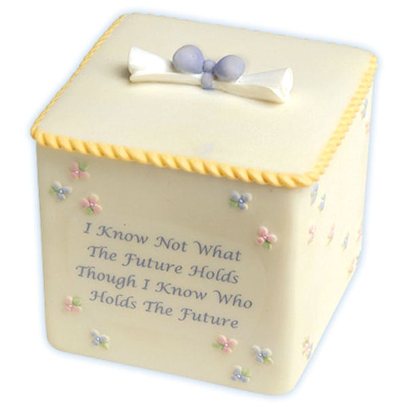 Precious Moments Graduation 744021 2008 Dated Keepsake Box by Precious Moments