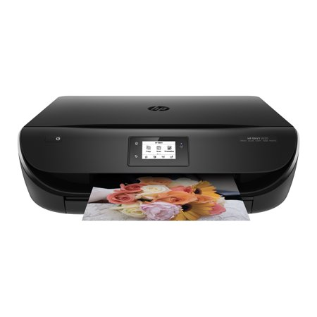 - HP Envy 4520 Wireless All-in-One Photo Printer with Mobile Printing, Standard Ink Included, in Black (Certified Refurbished)