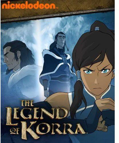 The Legend of Korra: Book Two: Spirits (Blu-ray)