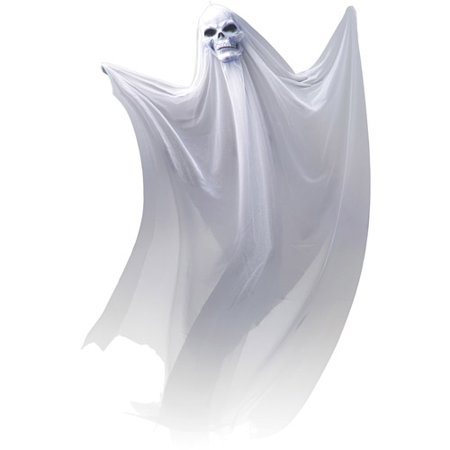 Hanging Ghost Halloween Prop