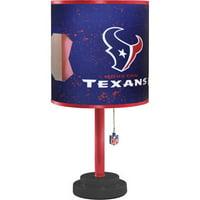 NFL Die-Cut Table Lamp, Choose Your Team