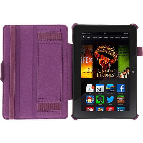 rooCASE Amazon Kindle Fire HDX 7: Slim-Fit Case